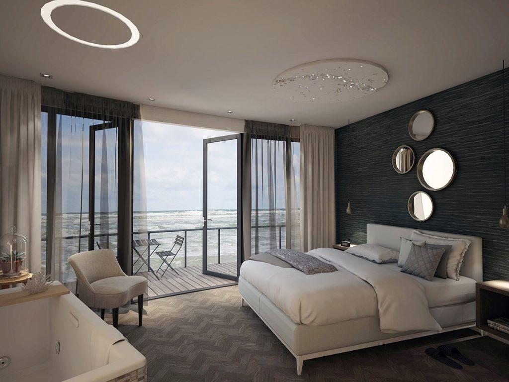De Pier Suites – Luxe suite