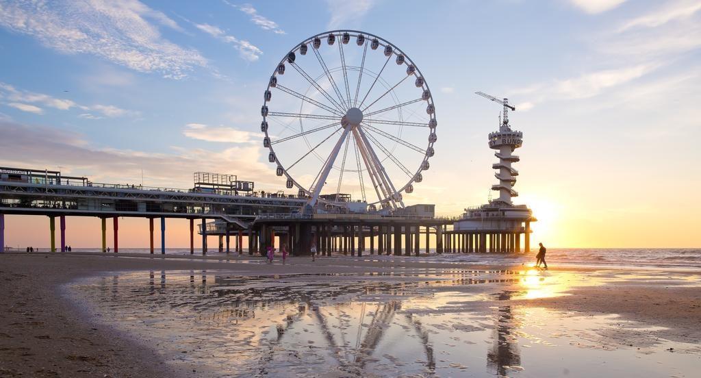 De Pier Suites  – de pier van Scheveningen – Boekluxesuites