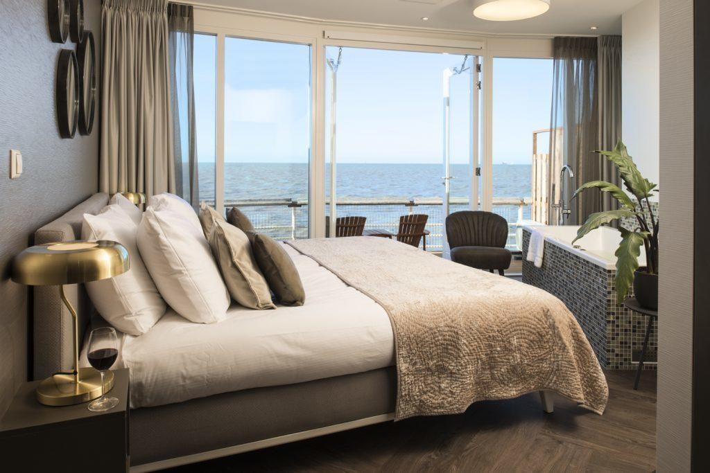 De Pier Suites - luxe suite