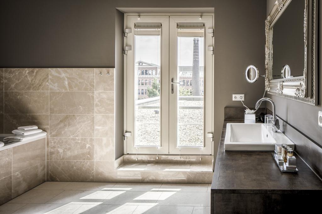 Luxury Suites Amsterdam – badkamer