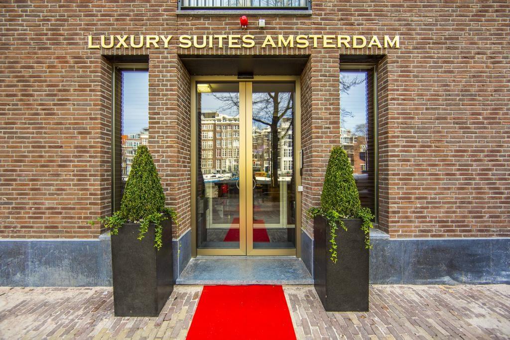 Luxury Suites Amsterdam – entree