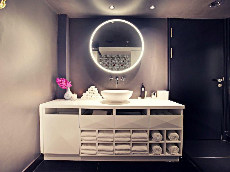 Andaz Amsterdam Prinsengracht – badkamer
