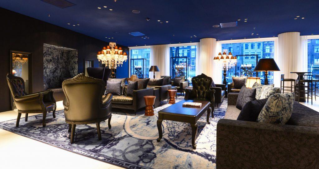 Andaz Amsterdam Prinsengracht – Lounge