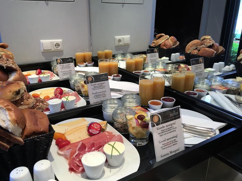 Bourgogne Suite Maastricht – Ontbijt