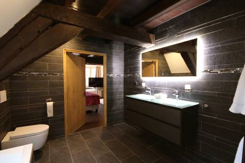 Boutique Hotel Steenhof Suites – Badkamer