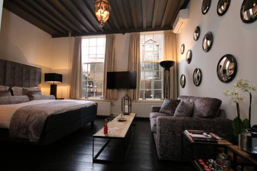 Boutique Hotel Steenhof Suites – Deluxe Suite