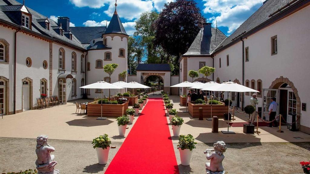 Chateau d'Urspelt – Tuin