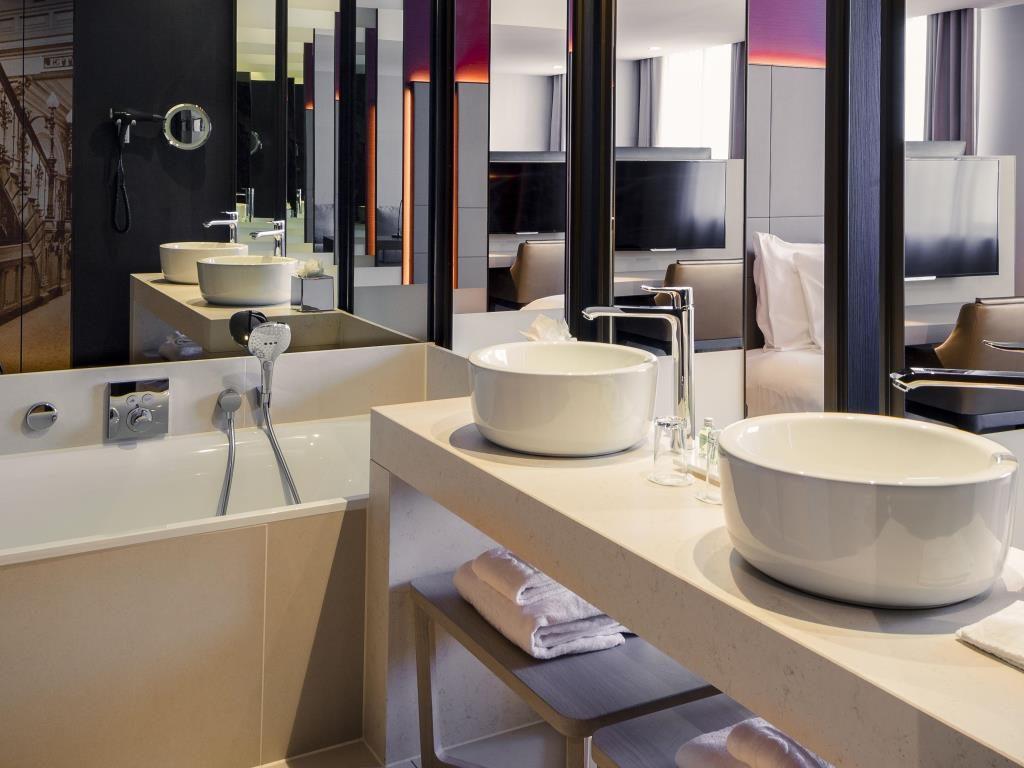 Grand Hotel Krasnapolsky Amsterdam – Badkamer Suite