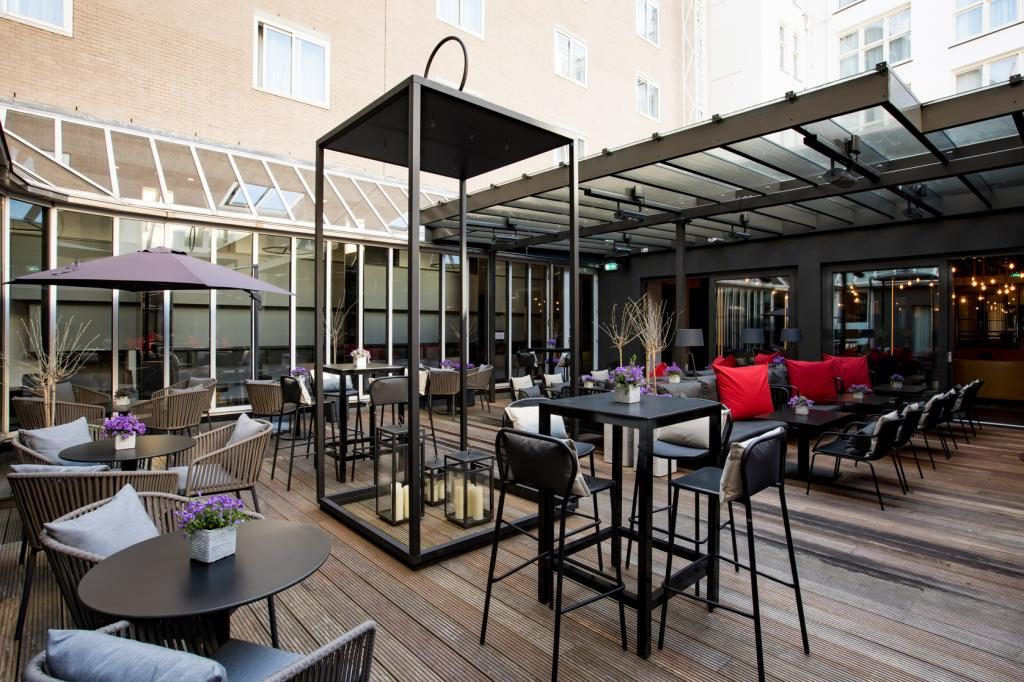 Grand Hotel Krasnapolsky Amsterdam – Bar-Lounge