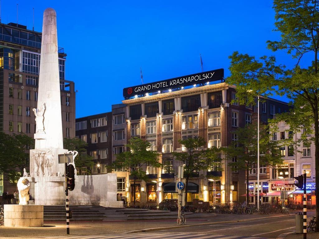 Grand Hotel Krasnapolsky Amsterdam – Grand Hotel Krasnapolsky