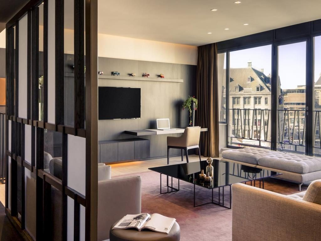 Grand Hotel Krasnapolsky Amsterdam – Presidential Suite