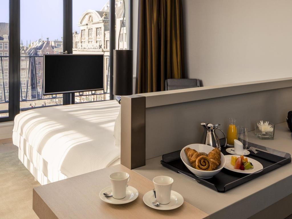 Grand Hotel Krasnapolsky Amsterdam – Suite met uitzicht