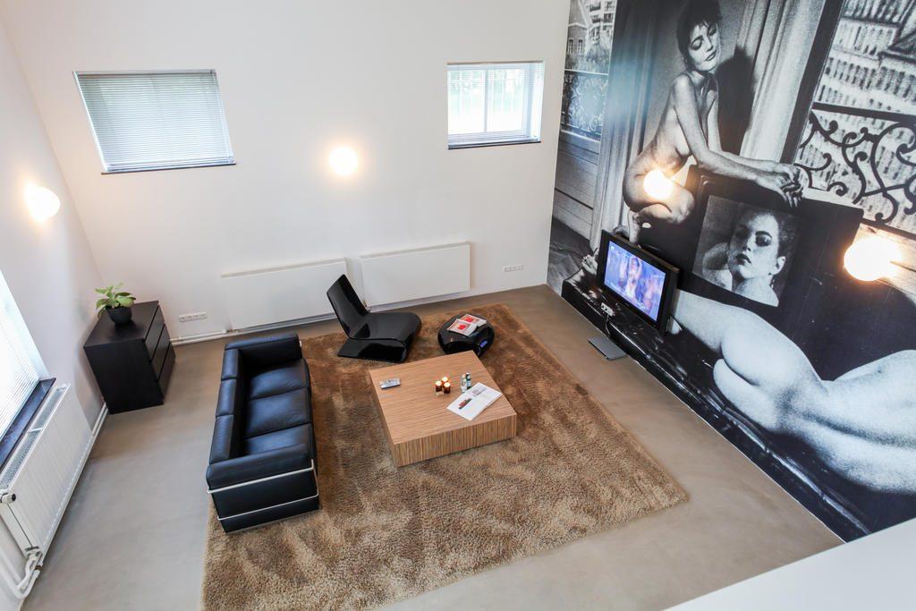 Hoogenweerth Suites – Suite lounge
