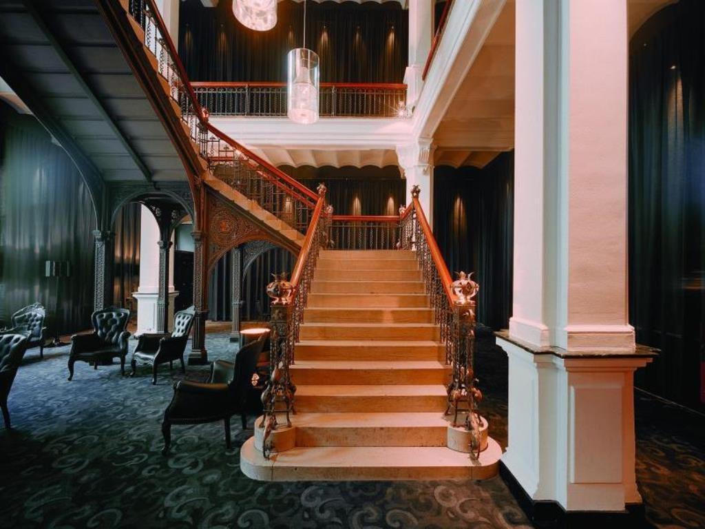 Hotel Arena Amsterdam – Lobby