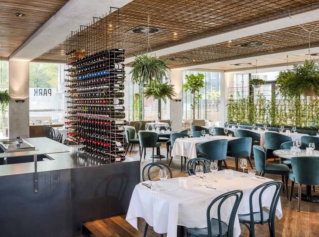 Hotel Arena Amsterdam – Restaurant