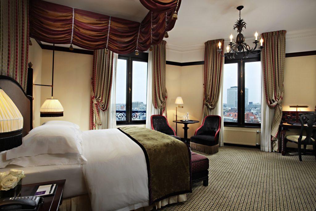 Hotel Des Indes – Executive Kamer
