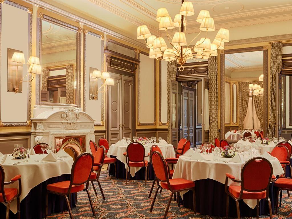 Hotel Des Indes – Restaurant
