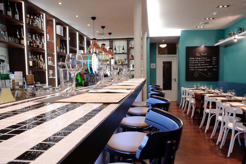 Hotel Le Place d'Armes – Bar