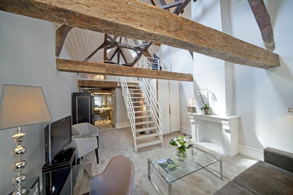 Hotel Le Place d'Armes – Duplex Suite