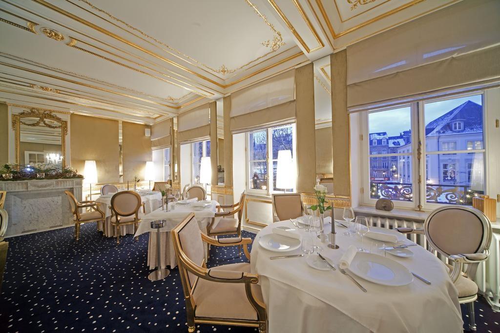 Hotel Le Place d'Armes – Restaurant