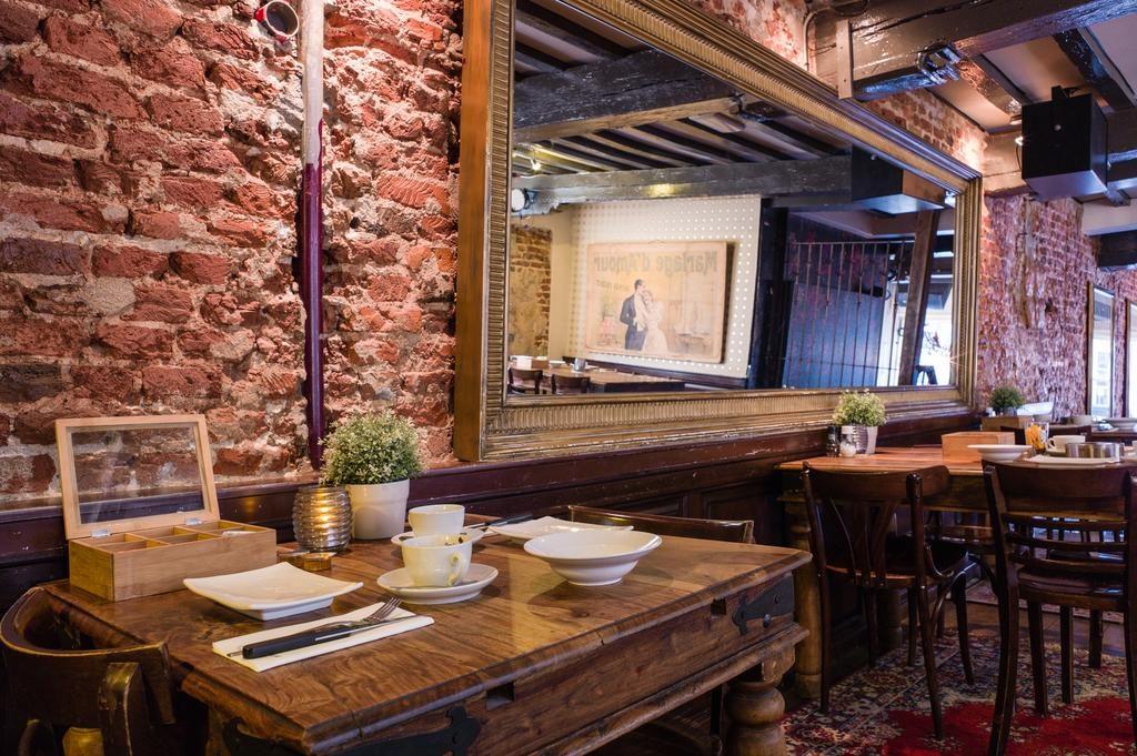 Hotel 't Keershuys – Restaurant