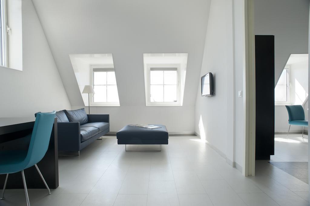 Inntel Hotels Amsterdam Zaandam – Aparte woonkamer