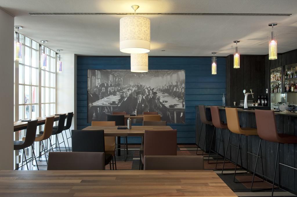 Inntel Hotels Amsterdam Zaandam – Bar
