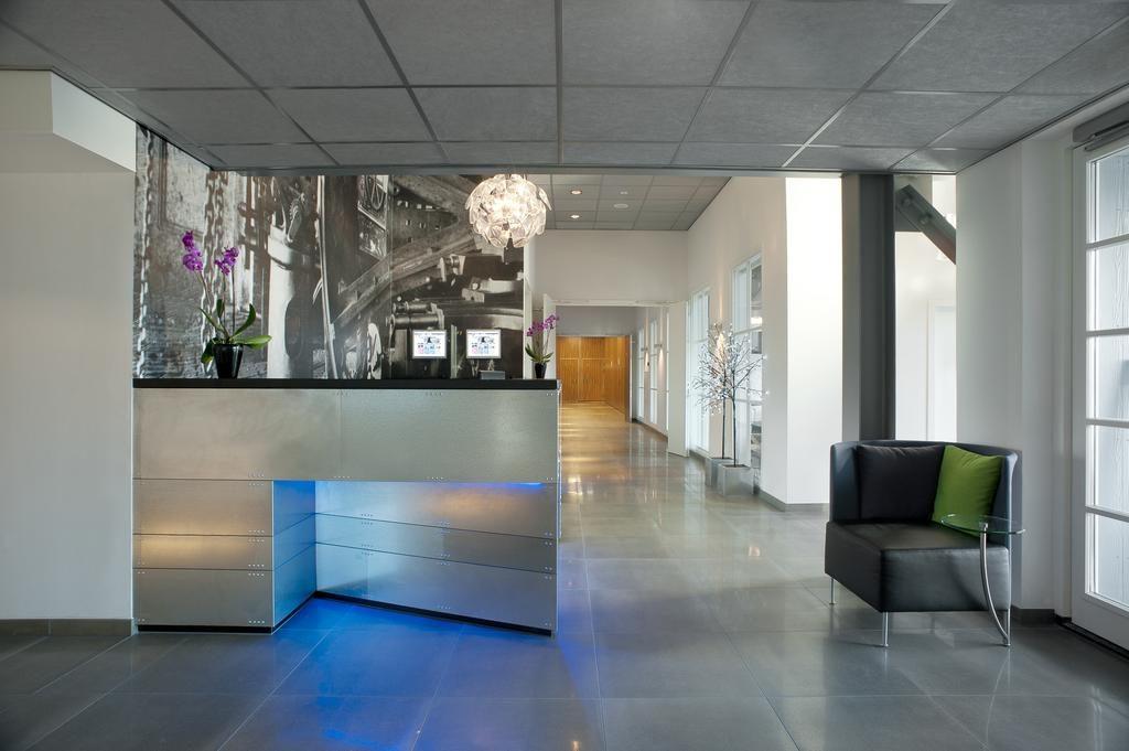 Inntel Hotels Amsterdam Zaandam -Lobby