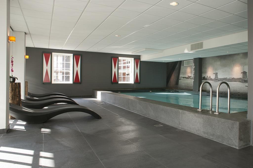 Inntel Hotels Amsterdam Zaandam – Zwembad