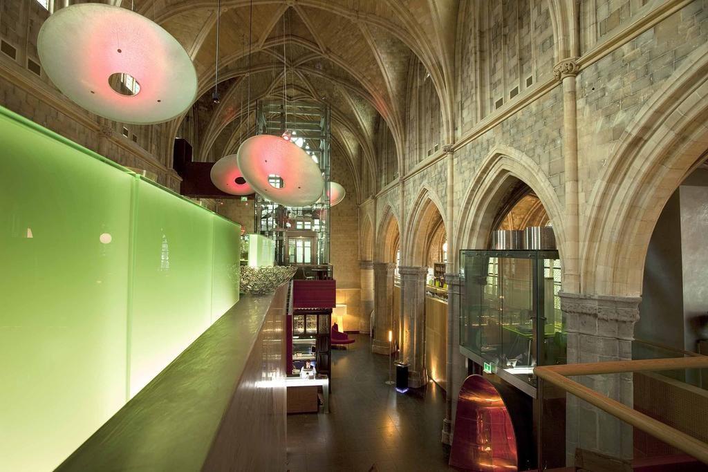 Kruisherenhotel Maastricht – Lobby