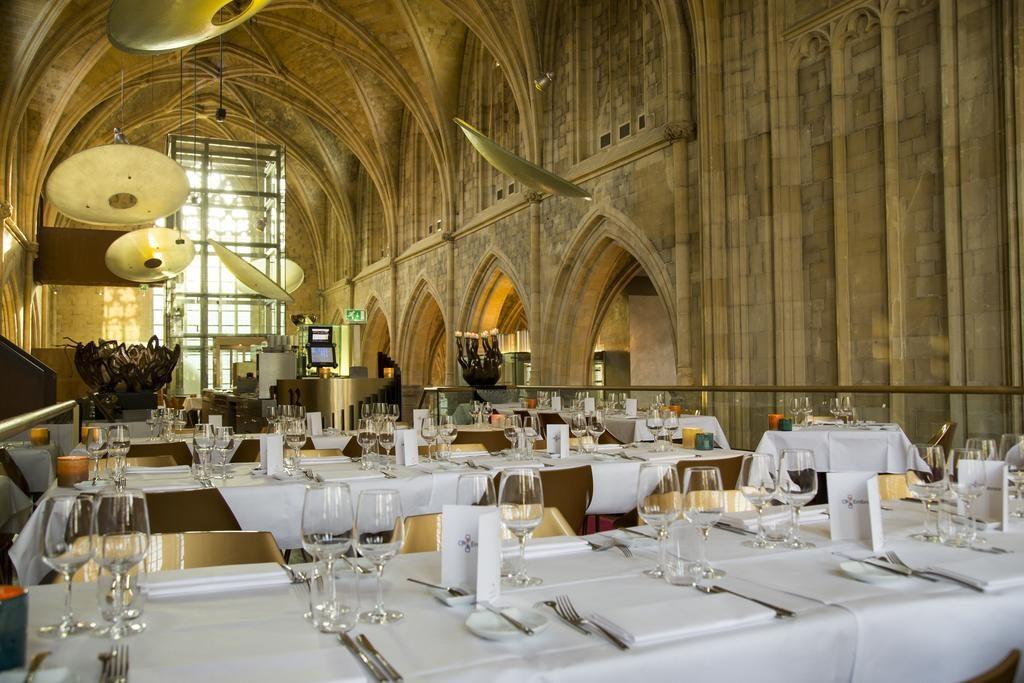 Kruisherenhotel Maastricht – Restaurant
