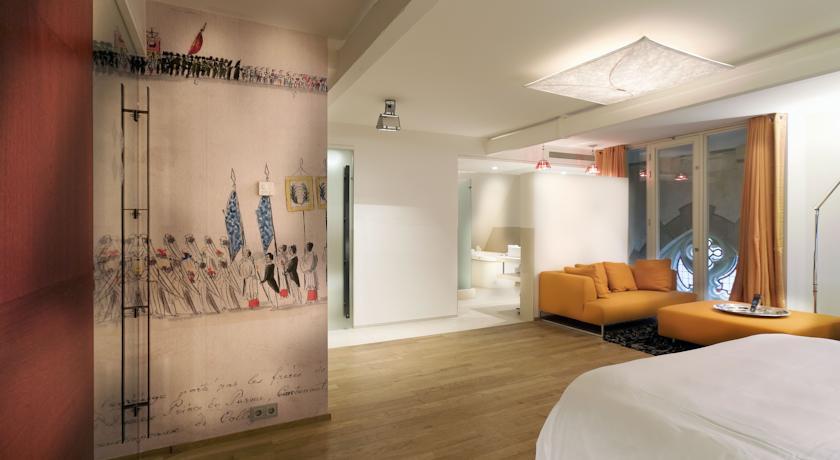 Kruisherenhotel Maastricht – Suite