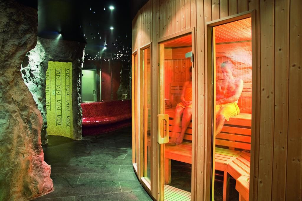Le Clervaux Boutique Design Hotel – Sauna