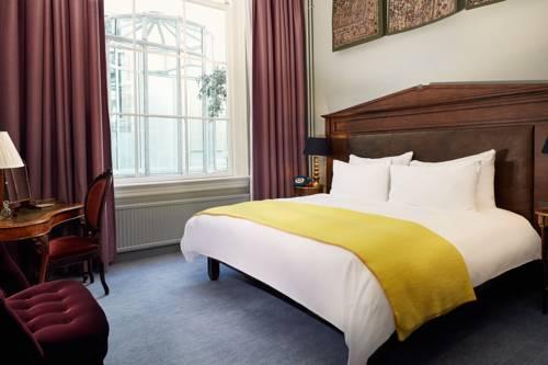 Luxe suites Pulitzer Amsterdam – Antiek suite