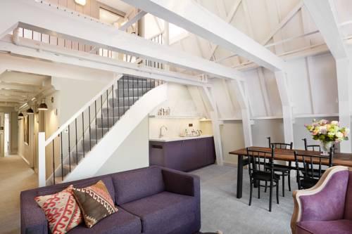 Luxe suites Pulitzer Amsterdam – Familie suite