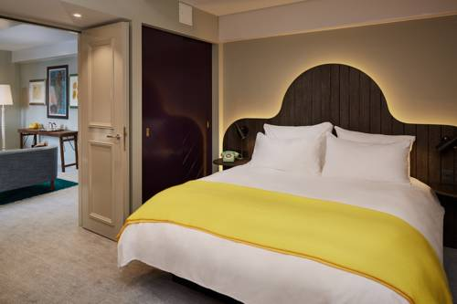 Luxe suites Pulitzer Amsterdam – Junior suite