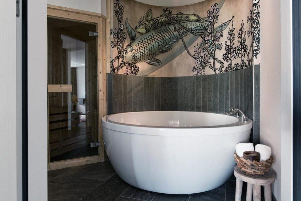 Mainport Design Hotel – bubbelbad