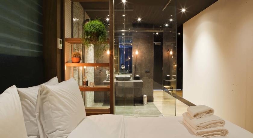 Manzo's Suites – Loft Suite