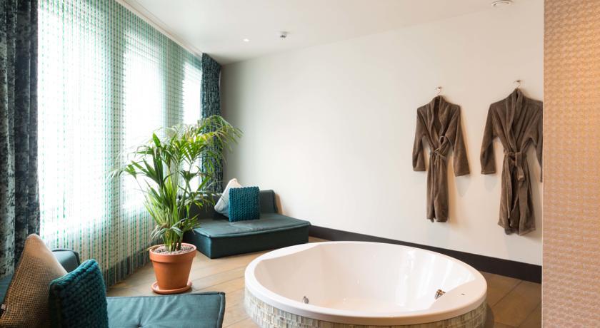Manzo's Suites – Verzonken bad