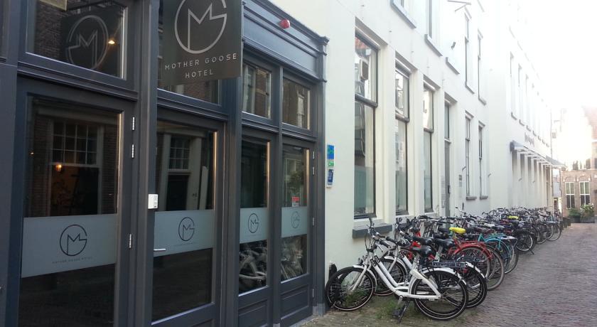 Mother Goose Hotel – Hotel Utrecht