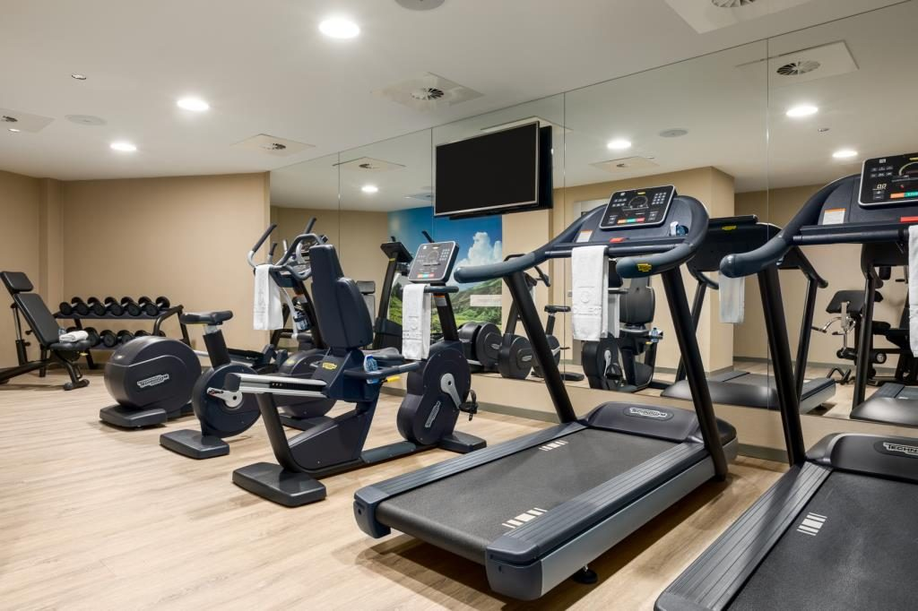 NH Collection Brussels Grand Sablon – Fitnesscentrum