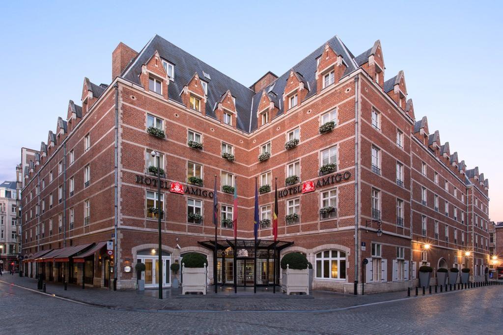 Rocco Forte Hotel Amigo – Hotel