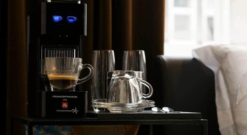 Sir Albert Hotel – Koffie-Theefaciliteiten
