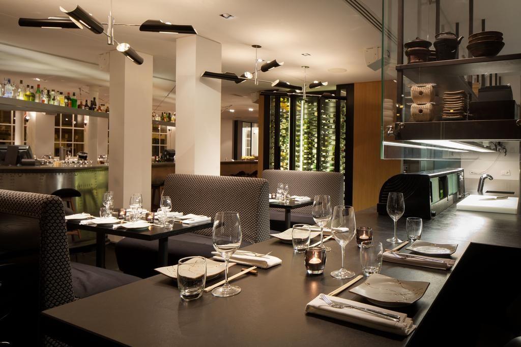 Sir Albert Hotel – Restaurant