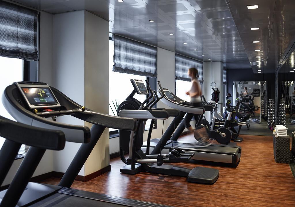Sofitel Munich Bayerpost – Fitnesscentrum
