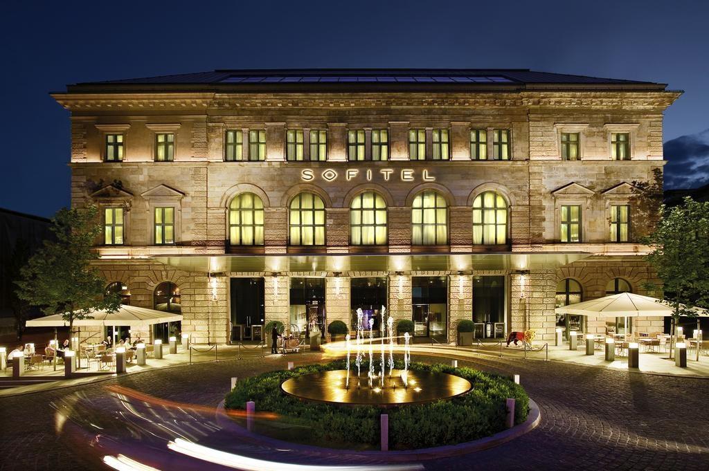 Sofitel Munich Bayerpost – Hotel Munchen