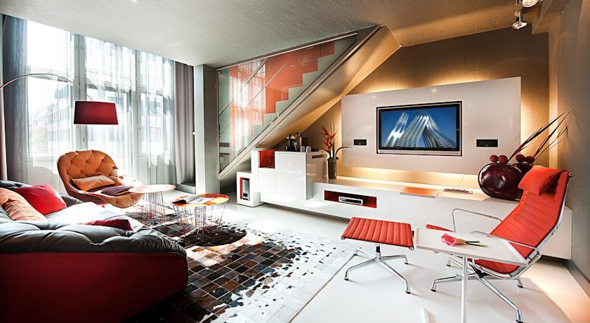 Sofitel Munich Bayerpost – Prestige Suite