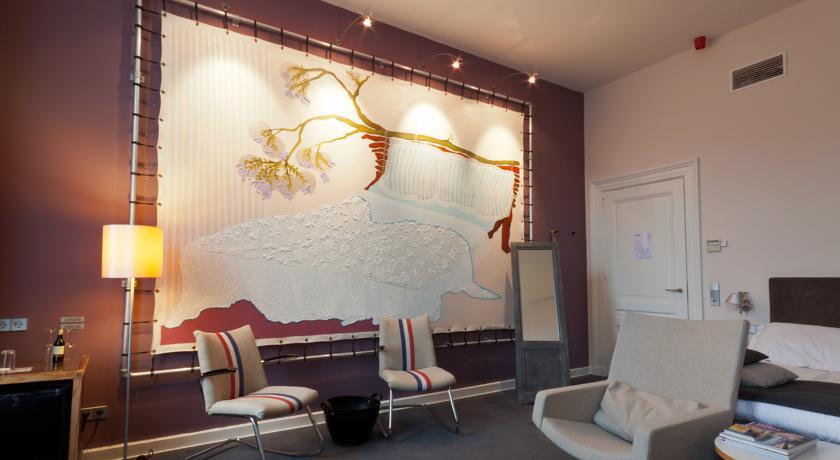 Suitehotel Pincoffs – Grote Suite