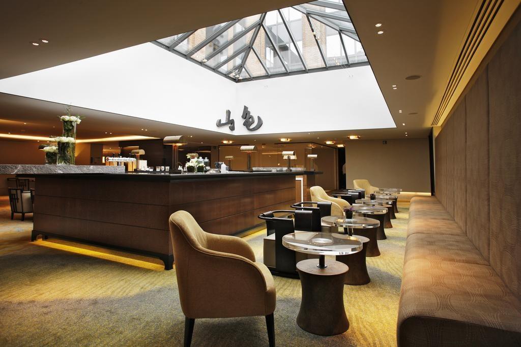 Tangla Hotel Brussels – Receptie