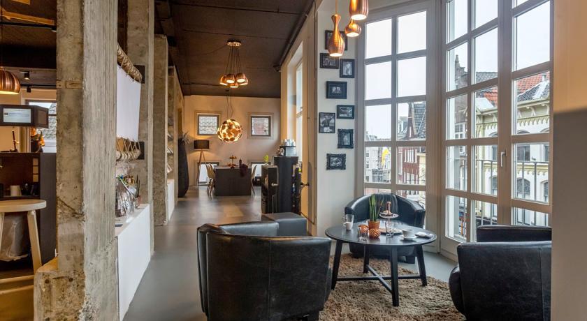 The Duke Boutique Hotel – Bar/Lounge
